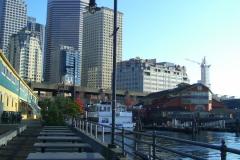 Seattle WA waterfront
