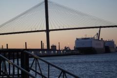 Savannah GA Sunset