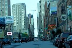 Chicago City Street