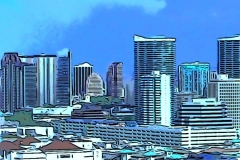 Oahu City View