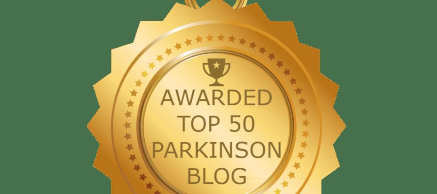 FeedSpot Top 50 Parkinson Blog
