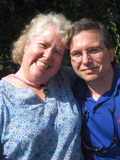 Karl Robb and Angela Robb