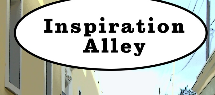 Inspiration Alley Title banner