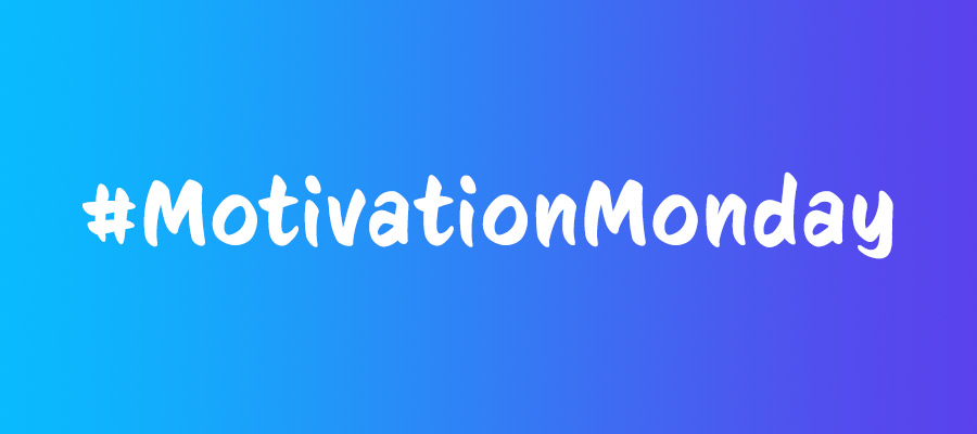 MotivationMonday banner graphic