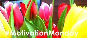 Colorful Red and Yellow Tulips for Parkinson's Awareness Month 2021